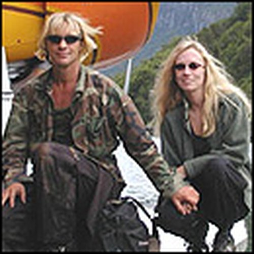 The late Timothy Treadwell and Amie Huguenard