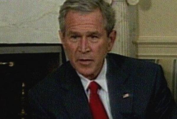 George W Bush - US will win long war against Islamic radicalism