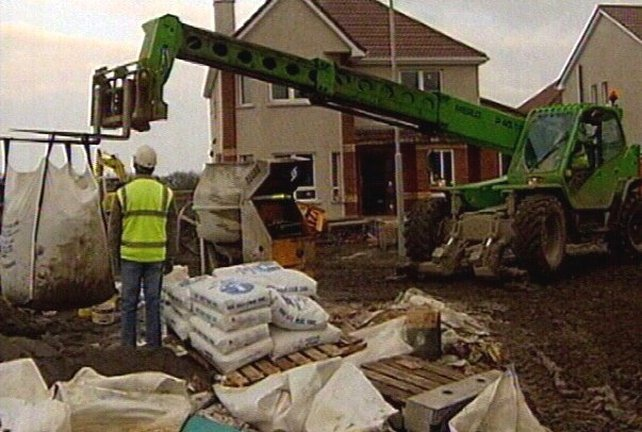 Construction - Lowest vacancy rate in five years