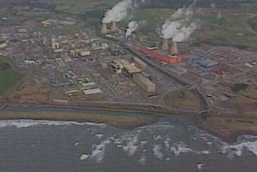 Sellafield - Safety 'lamentable': Brady