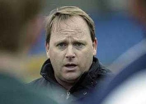 Ireland men's hockey coach David Passmore