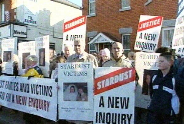 Stardust Victims' Committee - Want new inquiry