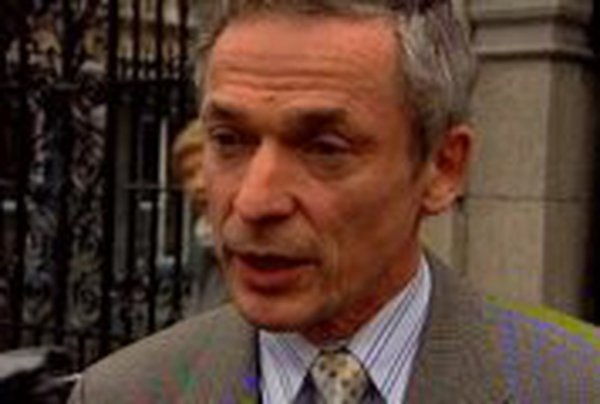 Richard Bruton - Serious crimes in Dublin have risen