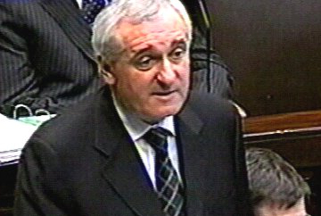 Bertie Ahern - 109 more Dublin gardaí since March 2005