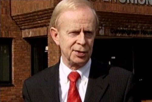 Reg Empey - Warns over takeover bid
