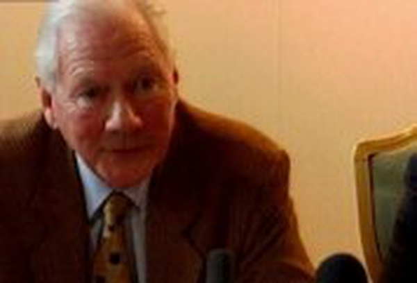 Gay Byrne - Appeal over drink-driving