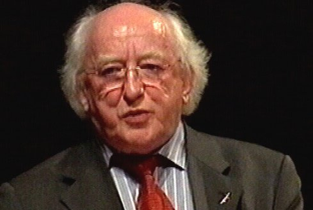 Michael D Higgins - EU response disappointing
