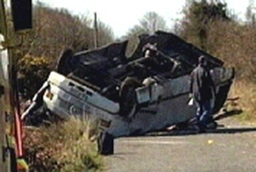 Co Offaly - Driver gives statement