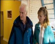 Duncan Stewart with Adi Roche
