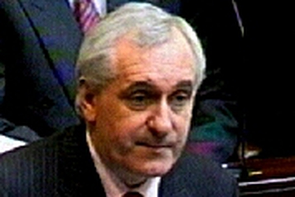 Bertie Ahern - Opposed to nuclear power