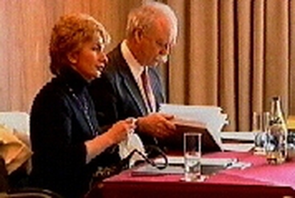 Judith Linehan - Meeting in Cork