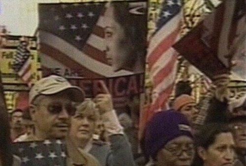 US - Thousands protest over proposed bill