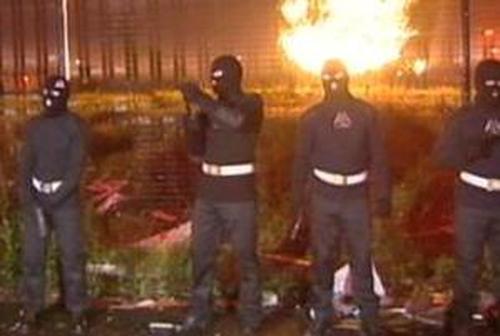 UVF - Favouring 'internal settlement'