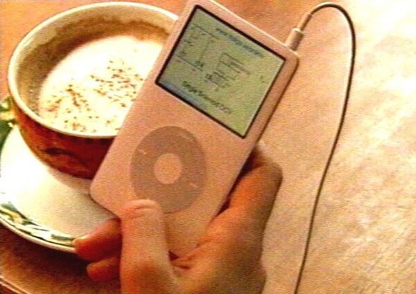 Apple's iPod - Sales soar 50%