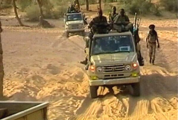 Chad - UN condemns rebel offensive