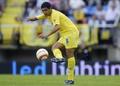 Riquelme targets Arsenal's 'weak' defence