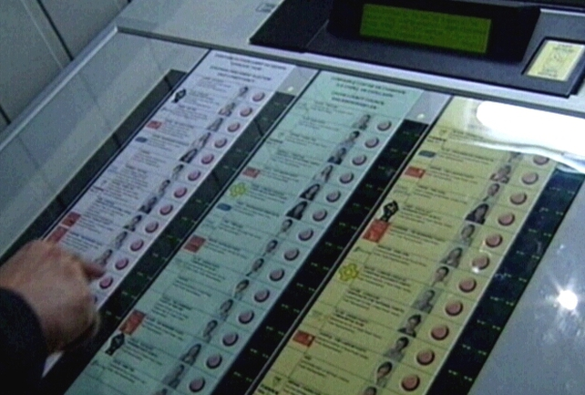 Electronic voting - New software needed - report