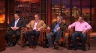 Shane Byrne, Mick Galwey, Brent Pope, Paul Howard