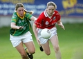 Cork ladies retain NFL honours