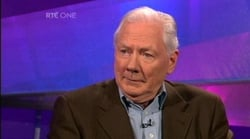 <STRONG>Gay Byrne</STRONG>