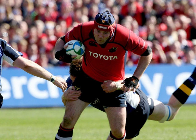 Anthony Foley will bring down the curtain on an exceptional career at the end of the season