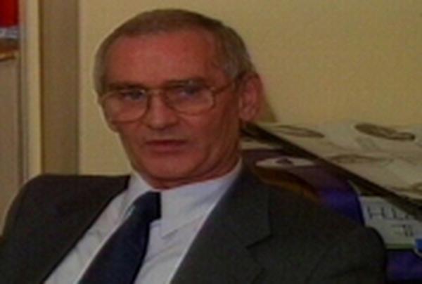 Richard McIlkenny            Dies in hospital