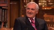 An Taoiseach Bertie Ahern