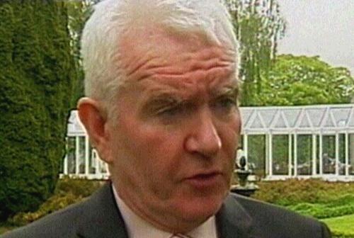 Peter McLoone - Threatening campaign against EU treaty