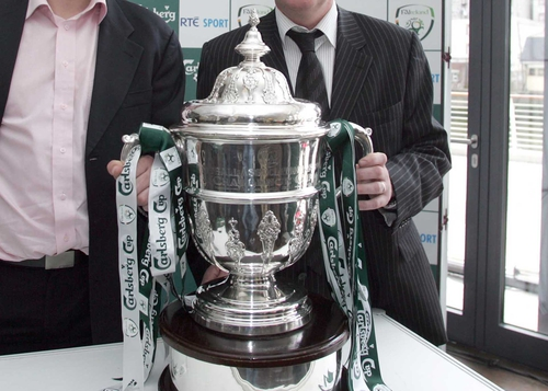 The current FAI Cup will be retired after Sunday's final