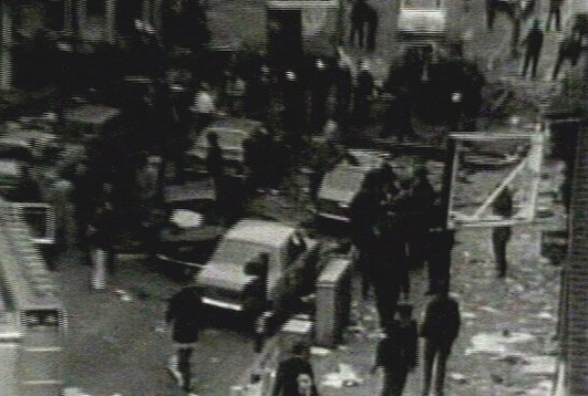 Dublin-Monaghan bombings