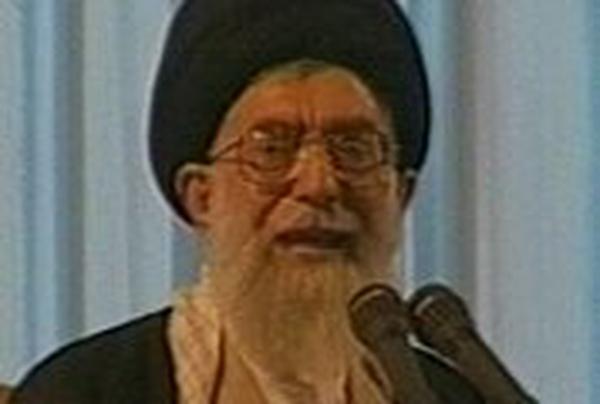Ayatollah Khamenei - Threatened to disrupt world oil supplies