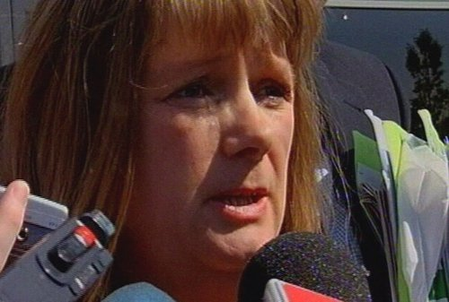 Cynthia Owen - Welcomes request for exhumation order