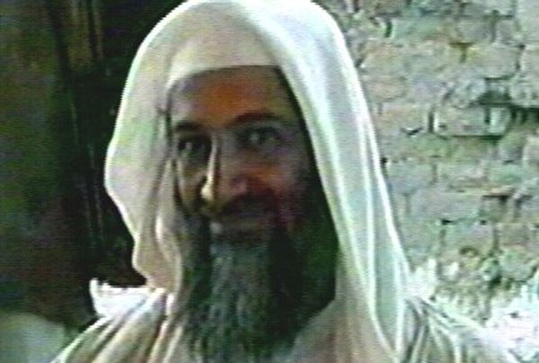 Osama bin Laden - Features in a new al-Qaeda videotape