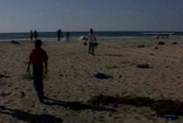 Gaza - Further Israeli airstrike