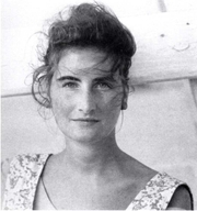 Annie McCarrick BW