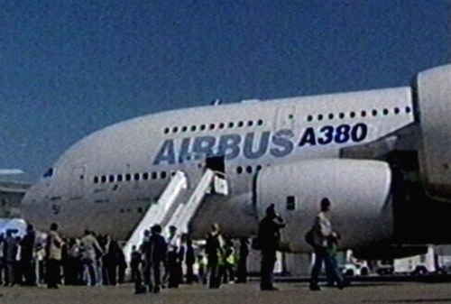 Mystery buyer to have private superjumbo