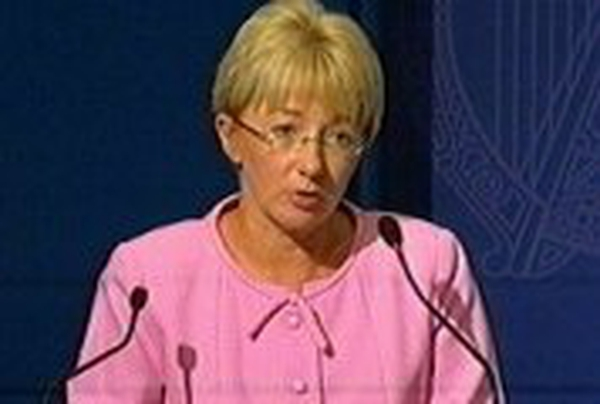 Mary Hanafin - Cram pressure is terrible trend