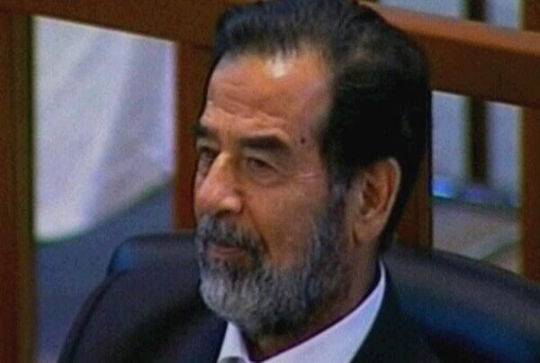Saddam Hussein - Alleged massacre in 1988