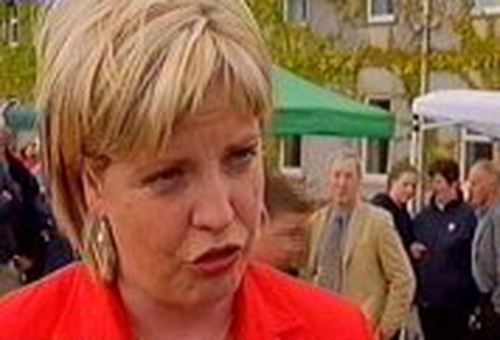 Mary Coughlan - Addresses agri-food importance