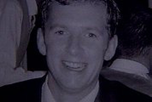 Colm Hodkinson - Died after jumping off a Dublin balcony during a 2005 Halloween party