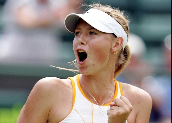 Maria Sharapova will now be among the favourites to capture the US Open title