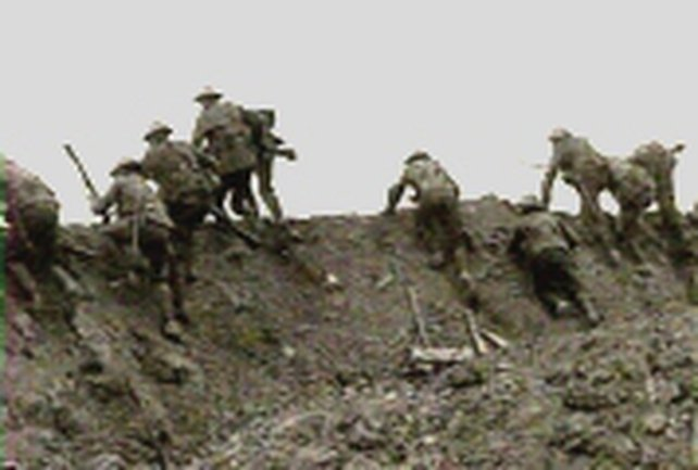 Somme - Over 3,000 Irish men lost their lives in the 1916 battle