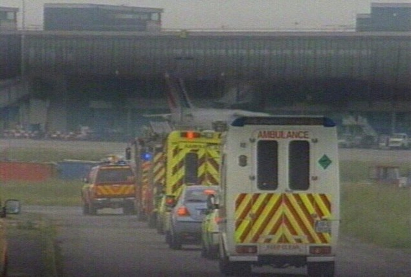 Dublin Airport - Alert affected 9,000 passengers