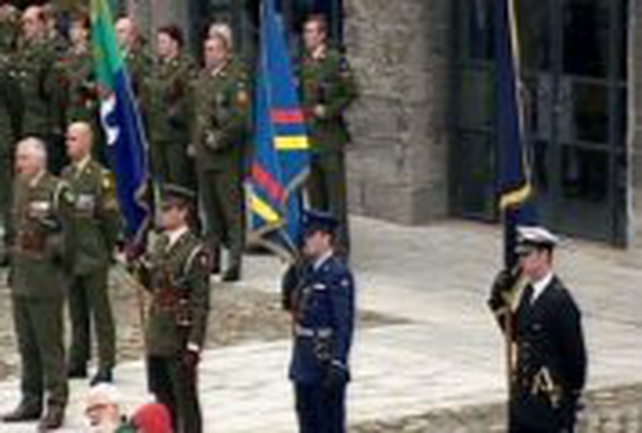 National Day of Commemoration - Ceremony took place at the Royal Hospital Kilmainham