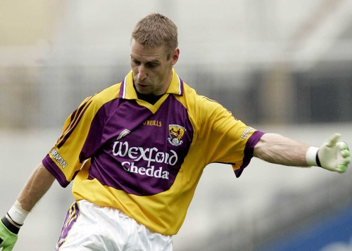 Wexford forward Matty Forde