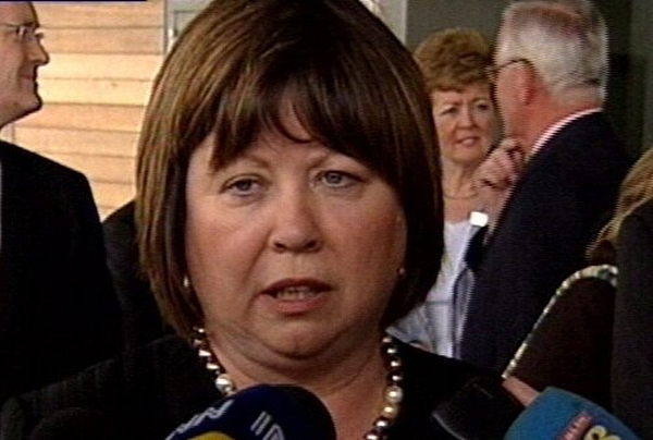 Mary Harney - New long-stay places will ease A&E problems