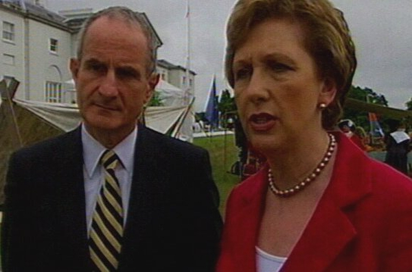Martin & Mary McAleese - Three-day visit to Austria