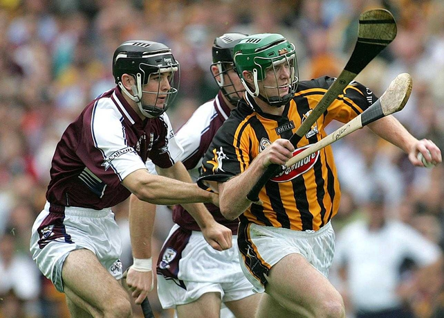 Henry Shefflin was top man for Kilkenny this evening in Thurles