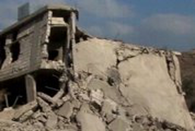 Qana - More than 60 civilians killed