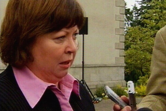 Mary Harney - No interference in mother's treatment